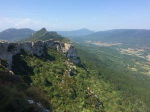 Hiking excursions Corbieres Aude Rennes-les-Bains