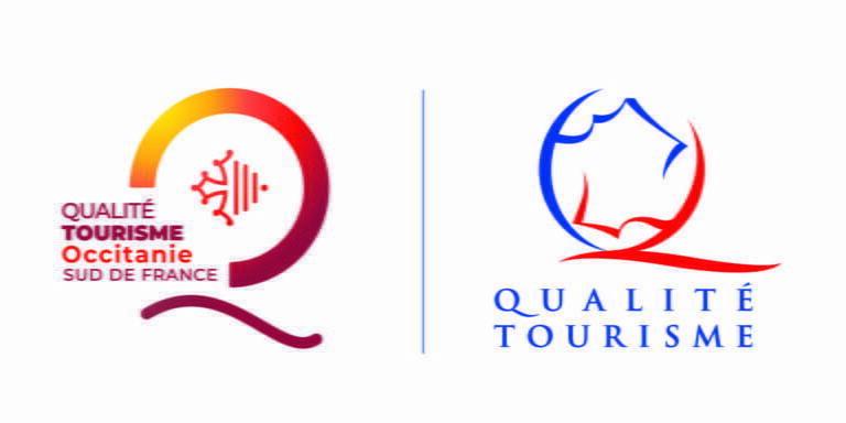 Label Quality Tourism Occitanie South of France campsite Rennes-les-Bains